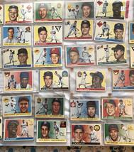 1955 Topps Baseball Card Set See Photos - $10,995.97