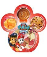 Paw Patrol Snack Apple Slices Label Red - $3.00