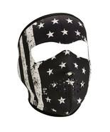 Balboa WNFM091 Neoprene Full Mask - Black/White Vintage Flag - $13.14