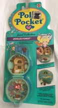 Polly Pocket Jeweled Forest Collection Compact Vintage 1993 NEW & SEALED... - $148.49