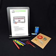 DIY Electromagnet STEM Engineering Electricity At Home Kit for Kids - $12.50