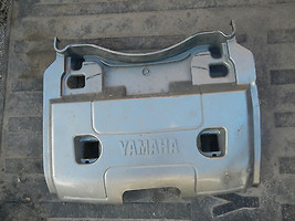 REAR FENDER COVER PANEL TOOL LID 2002 YAMAHA YFM660 YFM GRIZZLY 660 - $24.93