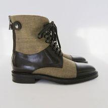 Lt Bottes Abberton Chaussures Olive Courtes Belstaff Marron S Neuf 947232 ZwqvAxqIp