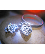 Haunted RING FREEBIE CLEANSE EMPOWER LOVE FULL ... - $0.00