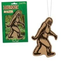 Bigfoot Deluxe Pine Scented Air Freshener! - $4.64