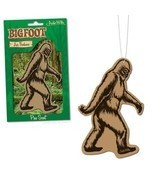 Bigfoot Deluxe Pine Scented Air Freshener! - £3.40 GBP