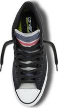 Mens Converse CTAS Pro Blanket Stripe Hi 153490C Black/White 10 13 Skate Shoes - $55.60
