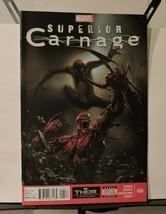 Superior Carnage #4 Dec 2013 - $3.67