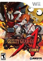 Guilty Gear XX Accent Core - Nintendo Wii [Nintendo Wii] - $15.47