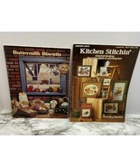 CROSS STITCH PATTERNS, KITCHEN STITCHIN',   BUTTERMILK BISCUIT  - $3.96