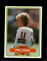 1980 Topps #225 Phil Simms Rc Exmt *A20608 - $7.92