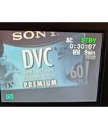 Samsung SCD6040 Mini DV Digital Cam 900X Digital Zoom + Video Transfer W... - $233.74