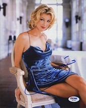 Faith Hill Sexy Signed 8x10 Photo Certified Authentic PSA/DNA COA - $197.99