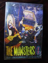The Munsters Living Room - 1997 Polar Lights - unopened model kit - $38.22