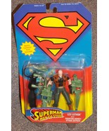 Vintage 1995 DC Superman Lex Luthor Action Figure New In The Package - $24.99