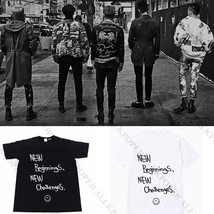 KPOP Bigbang GD New Beginnings Tshirt G-Dragon T-shirt T.O.P DAESUNG Seu... - $12.07