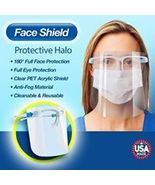 Face Shield with Glasses/Mask clear guard protection From U.S. Ready to ship - $7.99 - $32.99