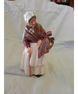 Rare Royal Doulton HN2052 Grandma Figurine from the Earthenware Collection - $185.63