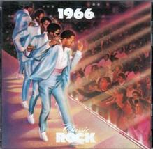Time Life Classic Rock 1966 (CD) - $7.98