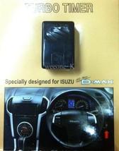 FULL AUTO TURBO TIMER FOR ISUZU DMAX D-MAX PICKUP PICK-UP 2012 2013 2014... - $75.03