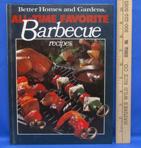 Cookbook Barbecue Recipes All Time Favorites Better Homes & Gardens Hard... - $6.92
