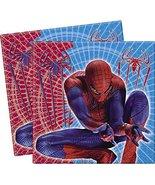 Amazing Spiderman Napkins (Pack of 20) - $5.50