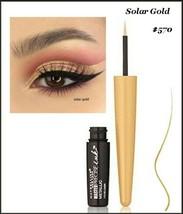 Lot 2 Maybelline  Master Precise Ink Metallic Liquid Eyeliner   #570 Sol... - $8.75