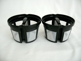 Lot 2 - Hamilton Beach Stay or Go  Dual Coffee Maker Filter  45237 - $14.99