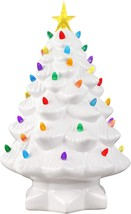 Mr. Christmas Ceramic Christmas Tree (white) - $35.00