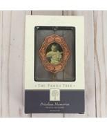 Hallmark Keepsake Ornament Family Tree Priceless Memories Photo Holder 2003 - $22.95