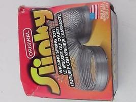 Alex Brands Slinky Walking Spring Toy Silver/Metal - $8.32