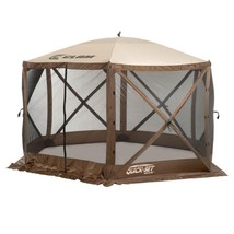 140 x 140 Clam Quick Set Escape Portable Camping Outdoor Gazebo Canopy B... - $352.78 CAD