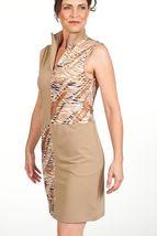 Stylish Golf/Casual Animal Print Golf Dress with Shortie - GoldenWear image 5