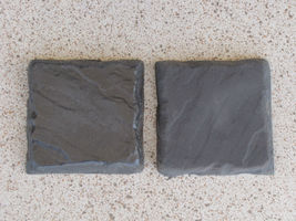 "Concrete Paver Molds 12- 8""x8"" Make Garden Cobblestone Walls Walks, Patio Pavers image 5"