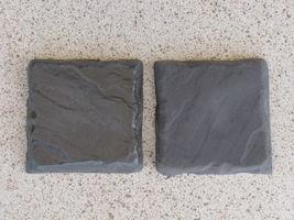 Concrete Paver Molds 12 8x8x1.5 Make Garden Cobblestone Walls Walks Patio Pavers image 5