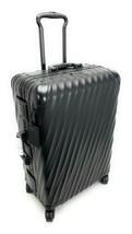Tumi 19 Degree Aluminum Short Trip  Suitcase Matte Black Best Aluminum L... - $985.05