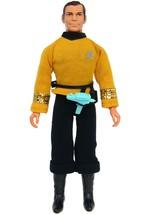 """Vintage 1974 Mego Star Trek Mr. Scott Scottie 8"""" T2 Action Figure w/Phaser - $74.99"""