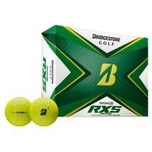 Bridgestone Tour B RXS Golf Balls-Dozen Yellow - $46.67