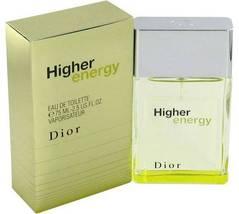 Christian Dior Higher Energy Cologne 3.3 Oz Eau De Toilette Spray image 6