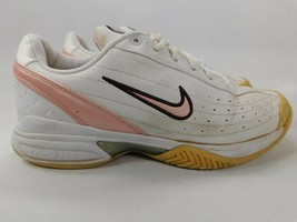 Nike Air Zoom Size US 7 M (B) EU 38 Women's Tennis Court Shoes White 316... - $19.11