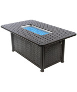 """OUTDOOR PATIO 36"""" X 58"""" RECTANGE FIRE PIT - SERIES 7000 - $2,970.00"""
