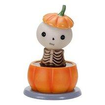 YTC Lucky The Jack O' Lantern Pumpkin Figurine - $19.79