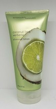 Bath & Body Works Coconut Lime Verbena Shimmer Lotion Body Gently Used - $33.75
