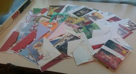 Large LOT of Assorted Greeting Cards - $4.99