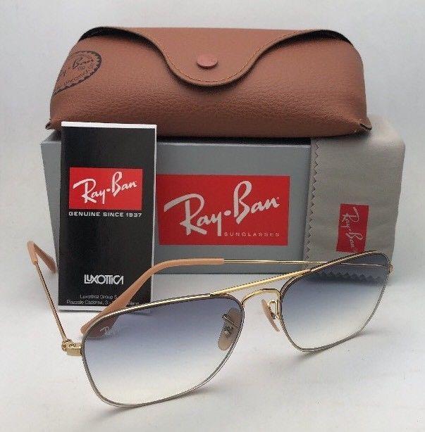 295180344b New RAY-BAN Sunglasses RB 3603 001/19 56-14 and 50 similar items