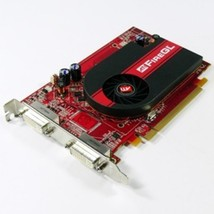 256MB Hp Ati Fire Gl V3350 PCI-E Express Dual Dvi Video Card 442227-001 - $50.33