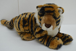 "Applause Lou Rankin Friends Bengal Tiger Plush Striped Bean Bag Paws 12"" - $39.59"