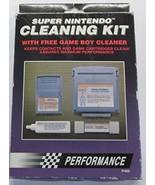 Super Nintendo Cleaning Kit - $60.72