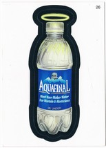 2005 Topps Wacky Packages Series 2 Aquafinal Trading Card 26 ANS2 - $5.99