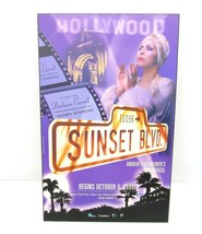 Diahann Carroll SUNSET BLVD Musical Ford Centre 1995 Toronto Picture Plaque - $29.65
